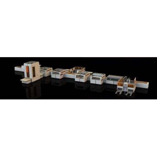 全自动背结式太阳能电池组件生产线