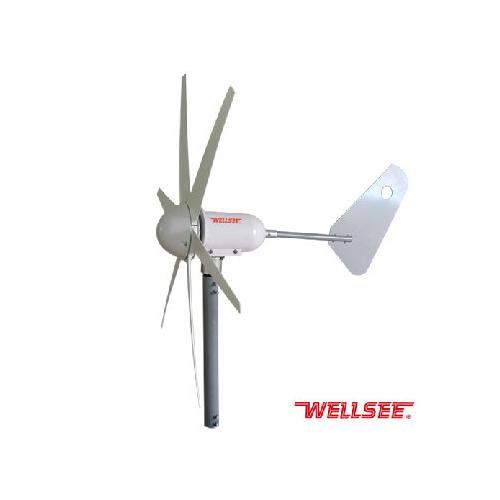 水平轴风力发电机