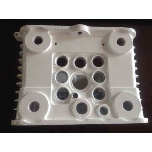 智能電網控制箱外殼壓鑄件