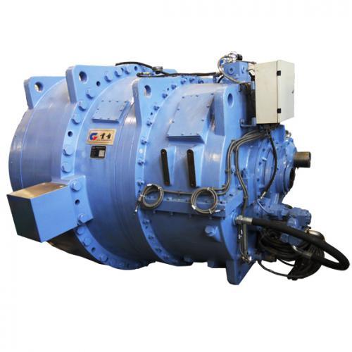 2MW风电增速箱