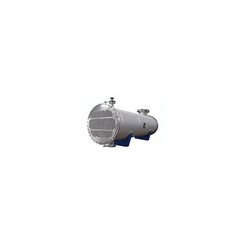 多晶硅行业双管板换热器