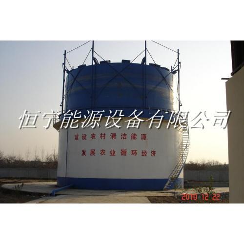 生物质集中供气系统