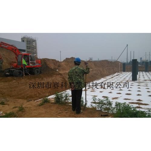 雨水收集模塊處理設備