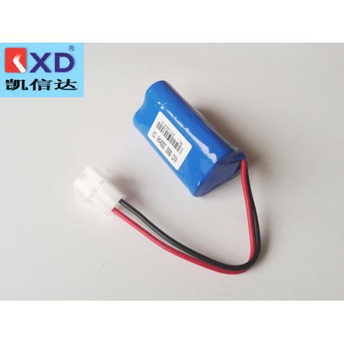 12V2200MAH锂电池组