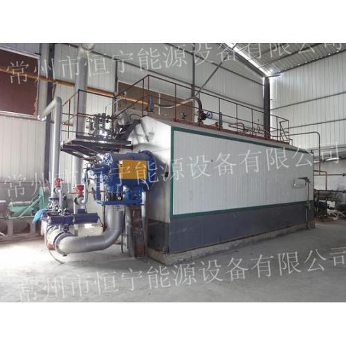 生物質燃氣鍋爐