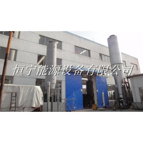 1000kw生物质气发电站