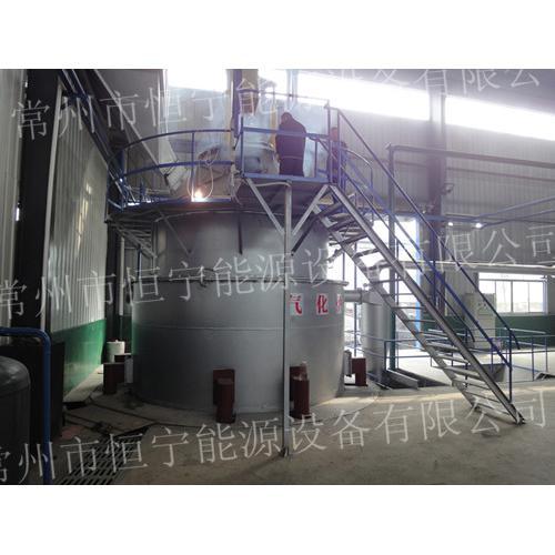 稻壳气化发电设备