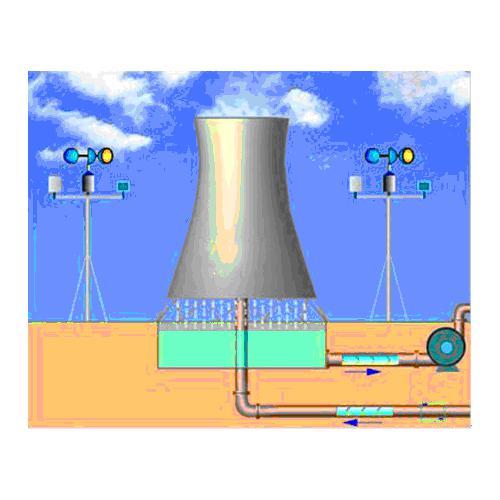冷却塔改造降温节水节能技术