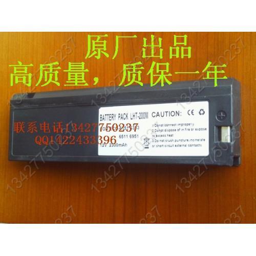光电专用心电图机电池