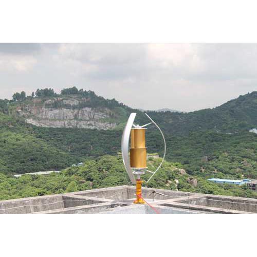 400W垂直轴磁悬浮风力发电机