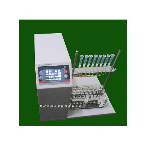 YGC-8智能数控固相萃取仪