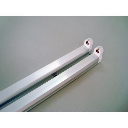 T5双管铝支架