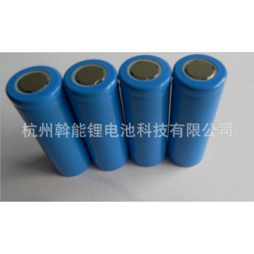 低温锂电池18650加保护板