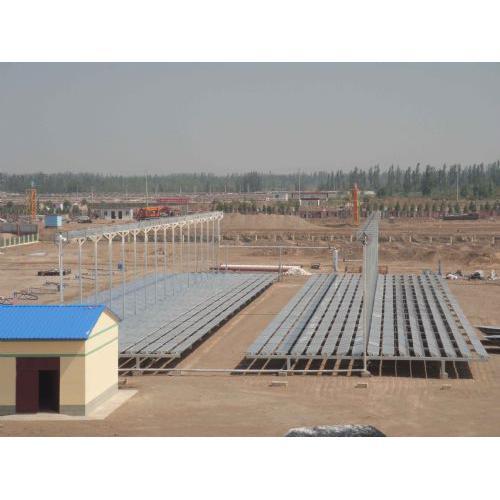 線性菲涅爾太陽能集熱系統