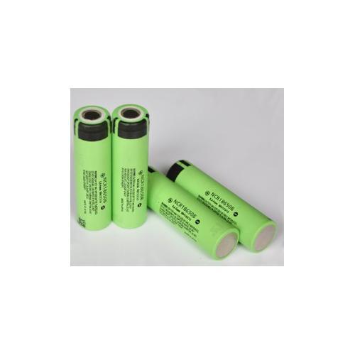 松下3400mah18650电池