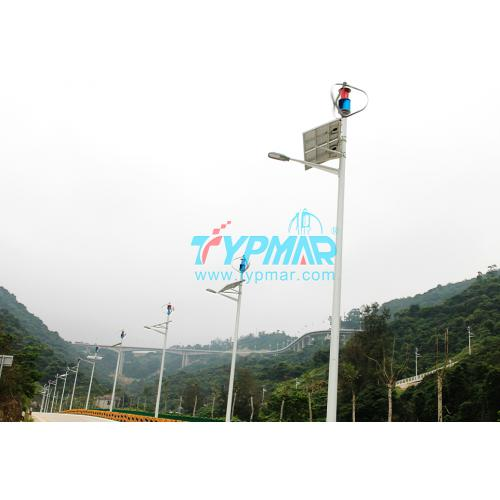 垂直轴磁悬浮风力发电机