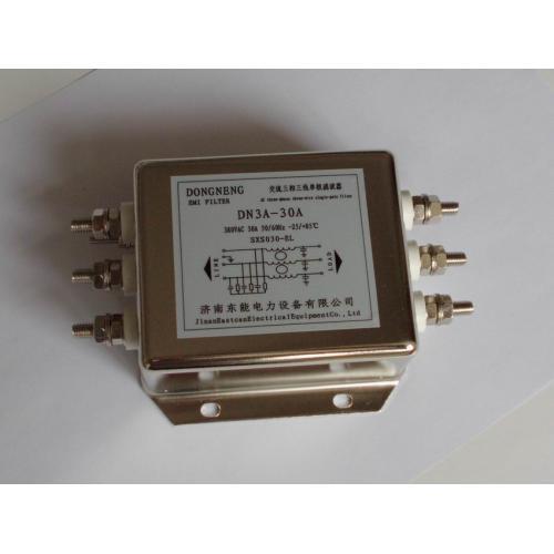 三相交流电源滤波器