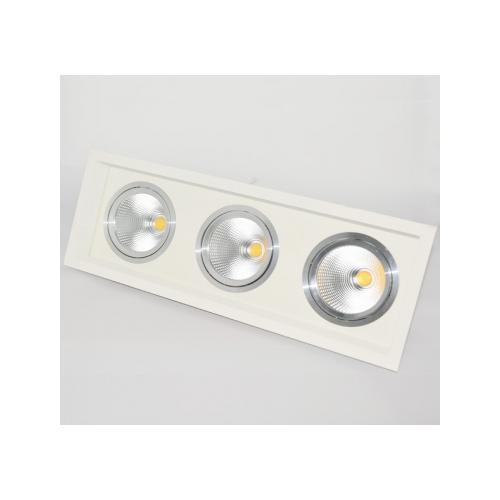 COB LED格栅灯