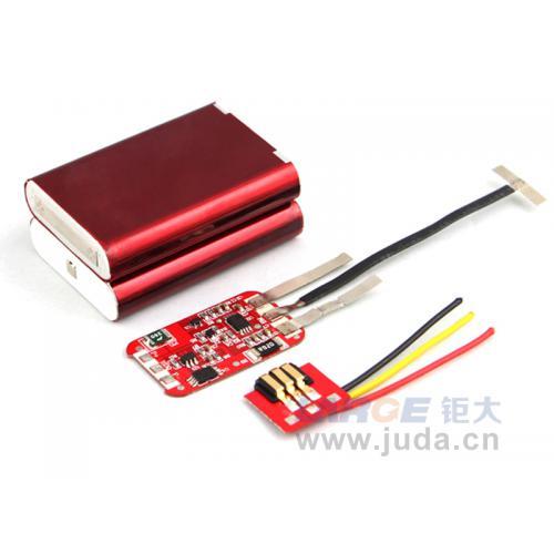 7.4V pos智能锂电池