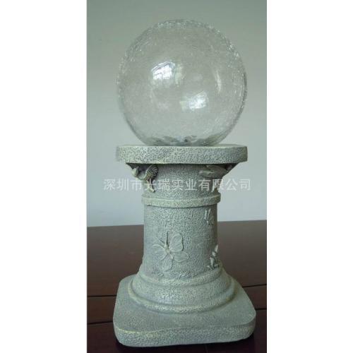 太陽能玻璃球燈/太陽能燈