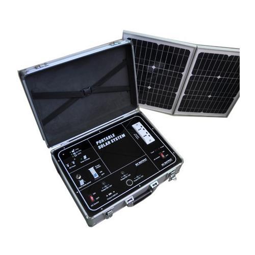 太阳能便携式移动电源箱