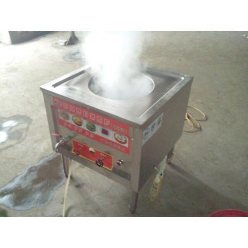 生物醇油專用節能蒸包爐