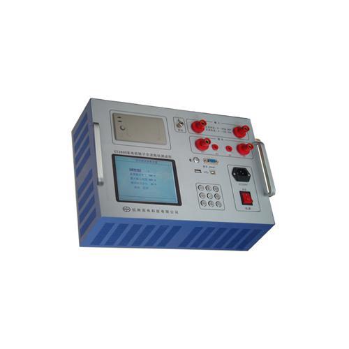 发电机转子交流阻抗测