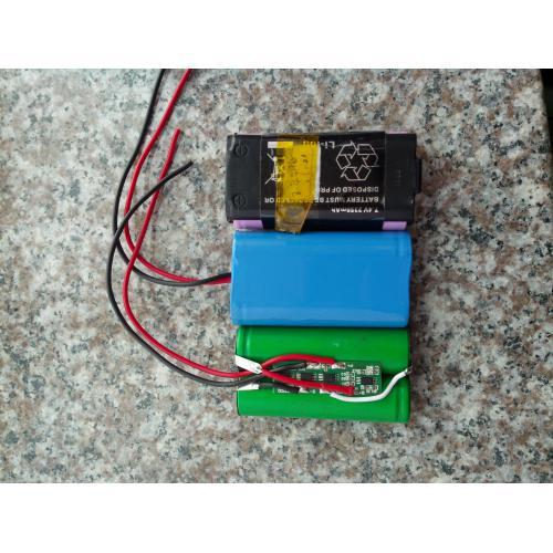 电动玩具、电动美容美发电器锂电池