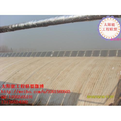太阳能采暖温室系统