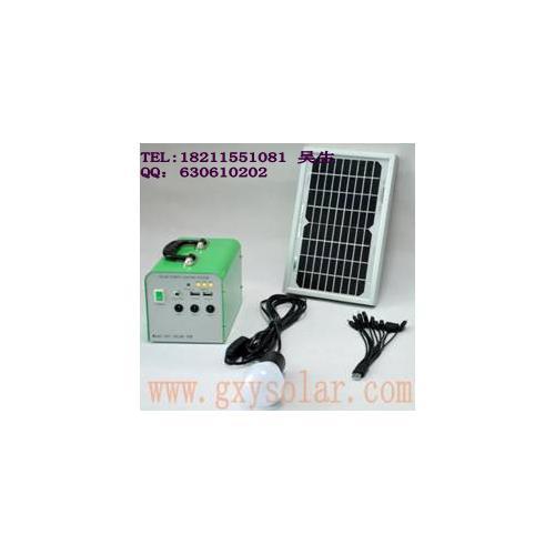 家用5W小型太阳能发电系统