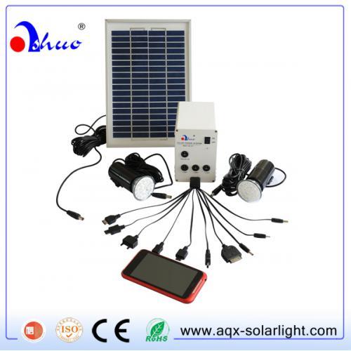 5W太阳能照明系统