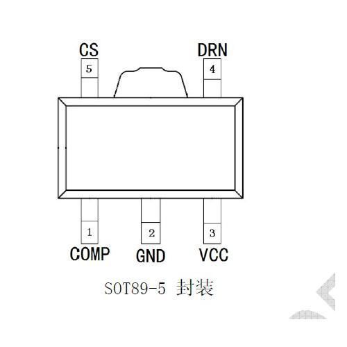 MR16 GU10 射灯电源IC