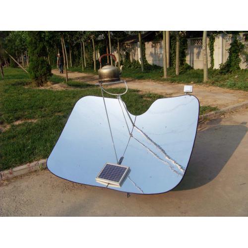 自动跟踪式聚光太阳灶