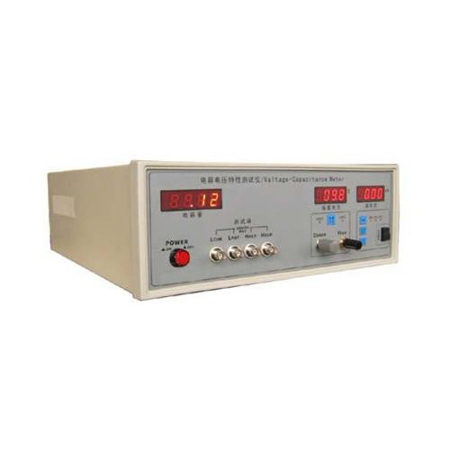电容电压特性测试