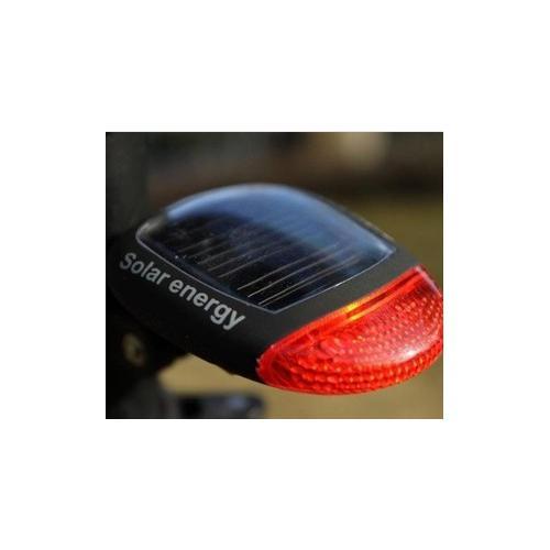 太阳能灯自行车尾灯