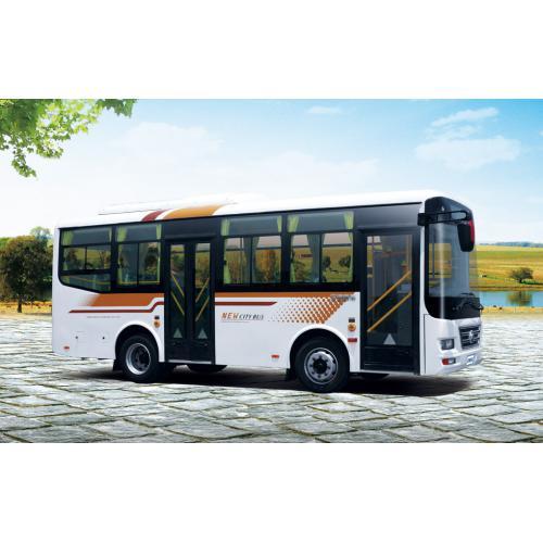 宇通天然气城市巴士