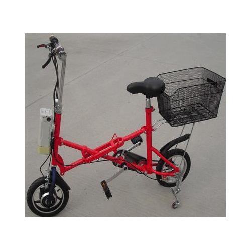 购物伴侣电动自行车