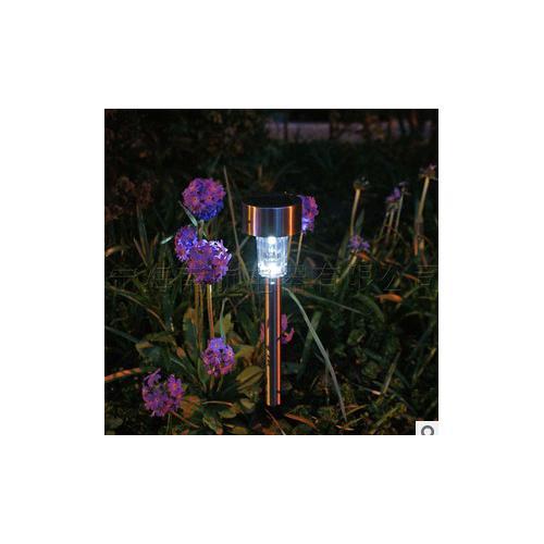 不锈钢太阳能草坪灯