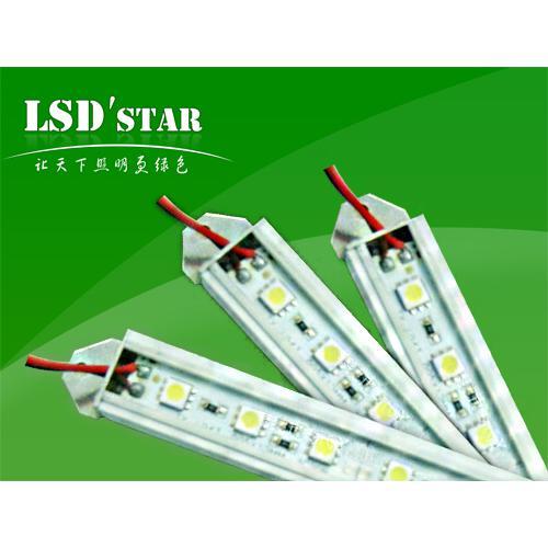 4.8W LED硬灯条