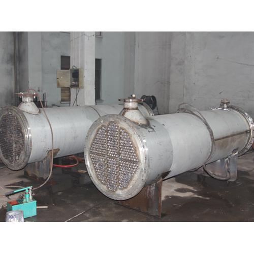 列管換熱器