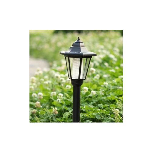 六角太阳能花园灯