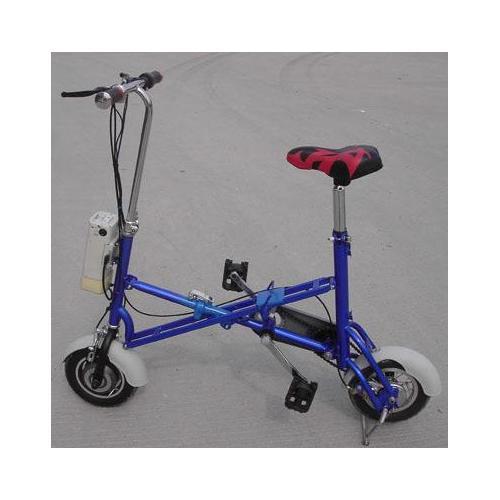 X型地铁伴侣电动自行车