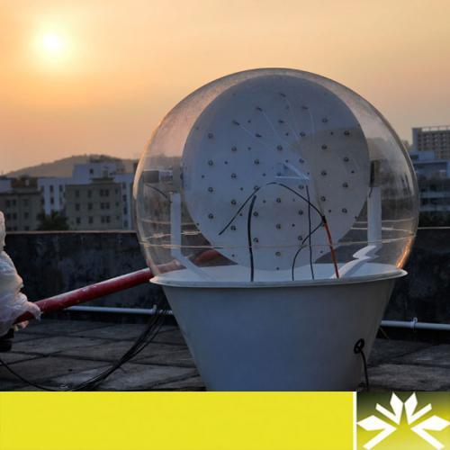 太阳光纤导入照明系统
