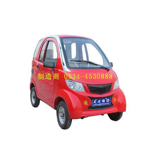 昊迪 电动汽车 小陆虎 德州 昊迪 车业制造有限 高清图片