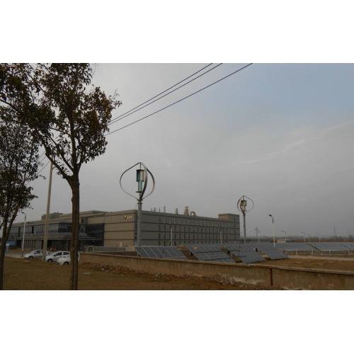 垂直风力发电机