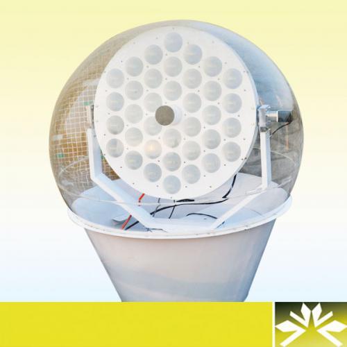 楼道照明、室内照明光钎导入器