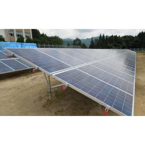 太阳能电站光伏支架