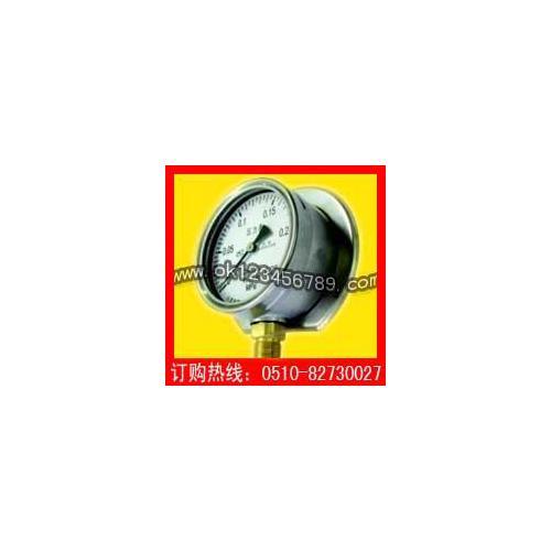 新能源专用压力表