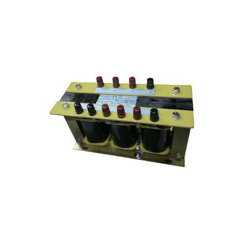三相五柱式电压互感器