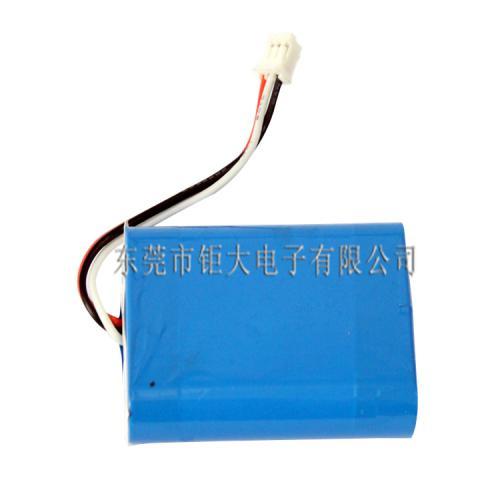 3.7V 1800mAh锂电池组